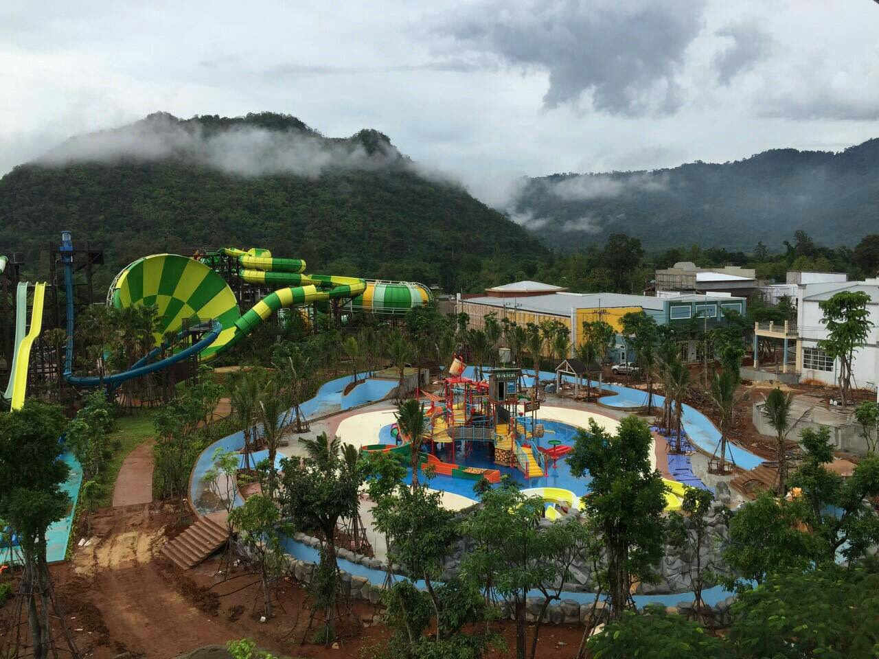 Greenery Khao Yai (New Convention Hall & Meeting Room & Water Park)