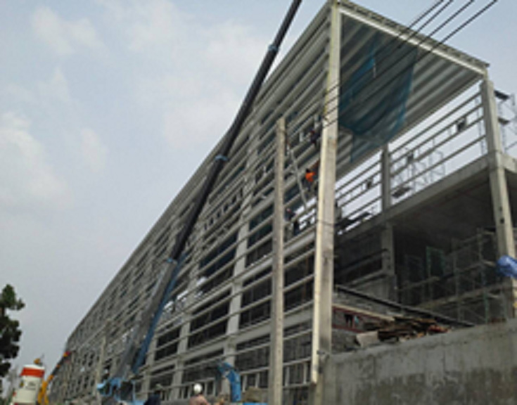 KCE  New Factory at Latkrabang