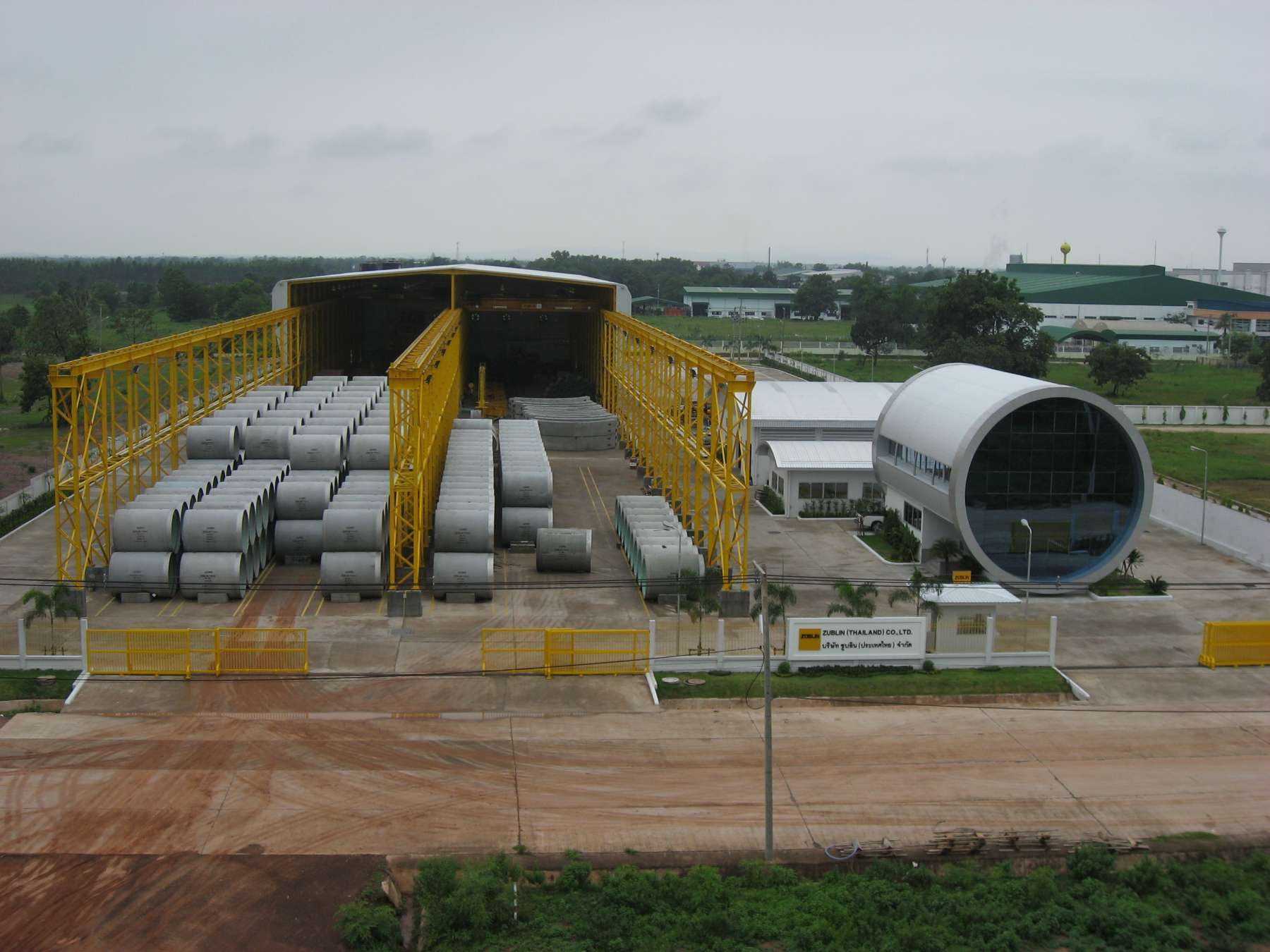 Kabinburi Precast Factory